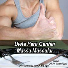 Dieta Para Ganhar Massa  ➡ https://segredodefinicaomuscular.com/dieta-para-ganhar-massa/  Gostou? Compartilhe com seus amigos...  #EstiloDeVidaFitness #ComoDefinirCorpo #SegredoDefiniçãoMuscular
