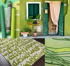 Color Inspiration from Surya Rugs