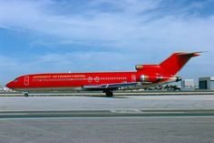 Braniff 727-200