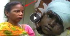 This Mother Was Caught Slicing And Eating Her 2-Year-Old Daughter, Shocking!