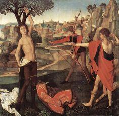 Hans Memling of Jan van Menninghen (ca. 1430-40 –  1494) was een kunstschilder afkomstig uit het keurvorstendom Mainz. Hij wordt algemeen beschouwd als een van de prominenten van de Vlaamse Primitieven. Sint Sebastiaan, ca. 1470