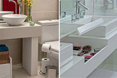Boas ideias de decor e aproveitamento de espaço para apartamentos pequenos | Comprando Meu Apê