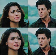 Kajol und  Shahrukh Khan