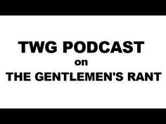The Gentlemen's Rant: John Elerick