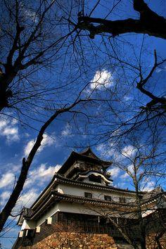 Travel Asian Japan Inuyama Castle. by k@zu, via Flickr