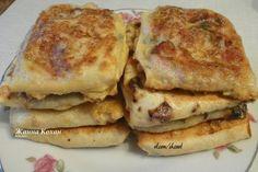 Пирожки в лаваше | Кулинарные Рецепты