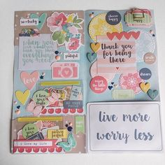 SNAIL MAIL FLIP BOOK - KittyK8 - Outgoing mail
