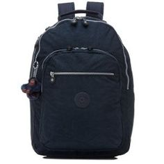 """Kipling Seoul Large Backpack with Laptop Protection BP3020 """"True Blue"""" (Office Product) http://www.amazon.com/dp/B003OSSTU8/?tag=pindemons-20 B003OSSTU8"""