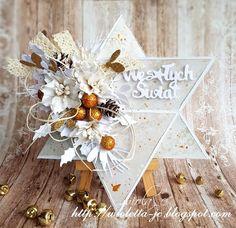 kartka świąteczna na Boże Narodzenie, kartka gwiazda