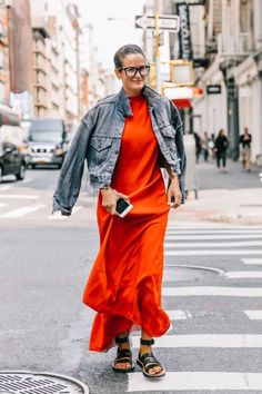 Best Street Style Looks of NYFW Spring 2018