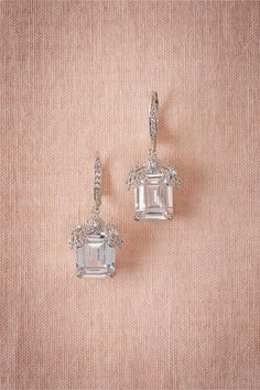 Ampoule Earrings in Shoes & Accessories Jewelry at BHLDN