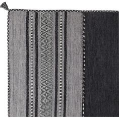DwellStudio Jadide Gray/Charcoal Area Rug