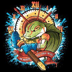 #chronotrigger #frog #tshirt #gaming