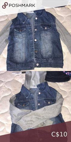 Jean Jacket Super stylish and cozy. 9/10 condition Jackets & Coats Jean Jackets Blue Denim, Black Jeans, Sleeveless Jean Jackets, Old Navy Jean Jacket, Banana Republic Jeans, Ralph Lauren Jeans, Corduroy Jacket, Light Wash Jeans, Vintage Jeans