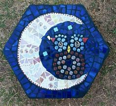 Owl Moon Stepping stone   Linda