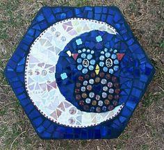 Owl Moon Stepping stone   Linda