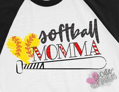 Softball momma SVG, Softball svg design, softball cut file, mom SVG, live love softball, softball bat svg, softball mom svg, SoCuteCuttables ******SVG, EPS, DFX AND PNG INCLUDED****** PLEASE NOTE: THIS IS A DIGITAL FILE, NO PHYSICAL ITEMS WILL BE SENT. FILE WILL BE AVAILABLE FOR