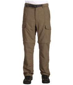 The North Face Paramount Peak Convertible Pant Weimaraner Brown - Zappos.com Free Shipping BOTH Ways