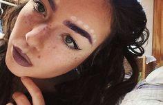 Découvrez les taches de rousseur arc-en-ciel, la nouvelle tendance make-up 2016 - page 4