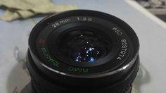 Tokina Wide-Auto Lens Ø: Filtergewinde Lens, Autos, Camera Lens, Lentils