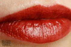 MAC Mattene lipstick - Camden Chic