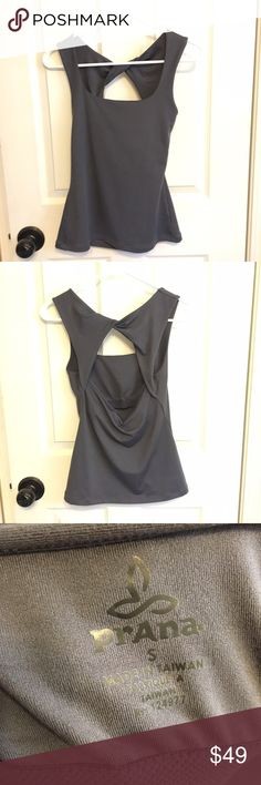 Prana Athletic tank! So Soft!! Brand new!! Brand new with tags! Prana Lark top. The color is coal. So so soft!! Built in bra. Been hanging in my closet and it's time for it to get some use! 😊 Prana Tops Tank Tops