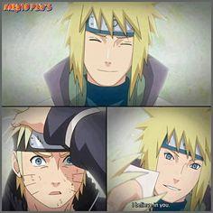 Naruto and Minato Itachi, Naruto Shippden, Minato Kushina, Naruto Funny, Naruhina, Boruto, Ninja, Naruto Family, Manga Anime