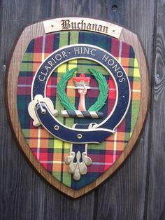Buchanan crest brighter hence the honor buchanan for Buchanan clan tattoo