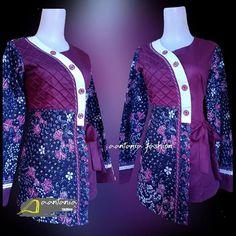 Muslim Fashion, Hijab Fashion, Fashion Dresses, Blouse Batik, Batik Dress, Elegant Dresses For Women, Blouse Models, Girl Dress Patterns, Pakistani Dress Design