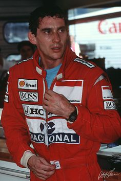 Ayrton Senna, 1988 Germany
