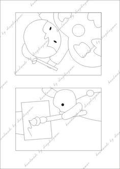 [转载]80@365画画小女孩图纸 Japanese Patchwork, Patchwork Bags, Key Covers, Sewing Appliques, 3d Cards, Pattern Paper, Bag Making, Free Pattern, Kids Rugs