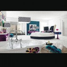Beautiful girls rooms