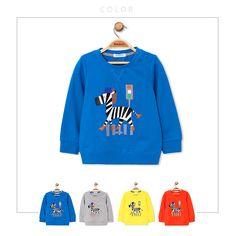 Boys Tshirt Children Long Sleeve Autumn Cartoon Animal Vetements Enfants Clothes For Teen Boys Cotton Boy T Shirts Baby 50H082 //Price: $43.54 // #baby