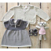 Knitted Cotton Girls $100 Gift Set