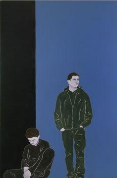 Djamel Tatah - Sans titre, 2012