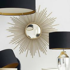 {The Edited Collection: Starburst Mirrors} from home base....under 40pound 2009.