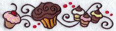 Machine Embroidery Designs at Embroidery Library! - Color Change - E3466