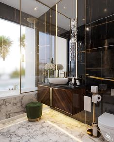 Luxury Modern Moroccan Interior Design - All About Decoration Best Bathroom Designs, Bathroom Design Luxury, Modern Bathroom, Master Bathrooms, White Master Bathroom, Country Bathrooms, Chic Bathrooms, Minimalist Bathroom, Contemporary Bathrooms