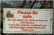 Witty Warning Signs