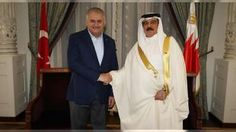 Yıldırımdan Bahreyn Kralına 15 Temmuz teşekkürü: Başbakan Binali Yıldırım Bahreyn Kralı Hamad bin İsa El Halife ile görüştü. Çırağan Palace Kempinskide basına kapalı gerçekleşen görüşme bir saat sürdü.