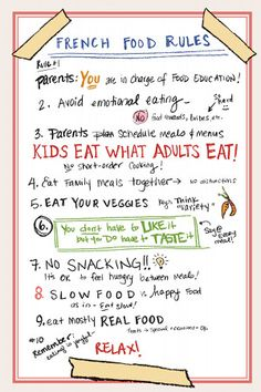 "hinking ""Well, but…"" Changing your thoughts and habits when it comes to food is HARD. Those habits have deep, deep roots. But if you want to teach your child to honor her body when it says it's full, give these tips a try. If you read one and think ""Well, but…"" just try it for a week. Then com"