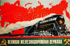 trans siberian railway history posters - Google-Suche
