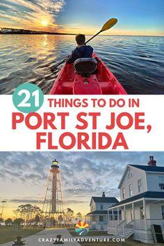Florida Vacation Spots, Florida Travel Guide, Places In Florida, Florida Beaches, Florida Keys, Vacation Ideas, Port St Joe Florida, Cape San Blas Florida, Apalachicola Florida
