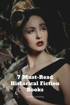 7 historical fiction novels that you might not have read yet, but should.  #books #historicalfiction #novels