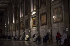 Los tesoros de la Iglesia no son sus catedrales, sino lospobres