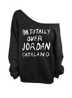 I'm totally over Jordan Catalano