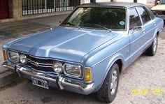 ford GXL