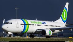 High quality photo of Transavia Boeing 737-800 by DennyRingenier. Visit Airplane-Pictures.net for creative aviation photography.