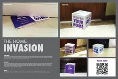 Future Insurance: The Home Invasion, Future Insurance, Wunderman Dubai, Future Insurance, Print, Outdoor, Ads