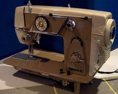 Restored Nelco Lyra Japanese Sewing Machine w/Guaranty and Free Shipping